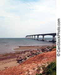 Confederation Bridge - A picture of Confederation Bridge...