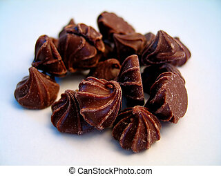 czekolada, zawiązki, II
