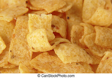 Corn Chips - Photo of Corn Chips