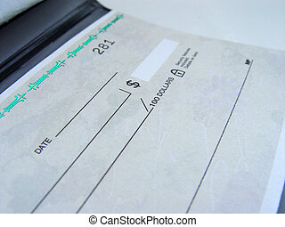 Cheque Book - Business Cheque Book