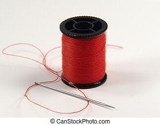 Need and Thread - Photo of Needle and Thread