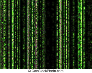 "Matrix Background - A ""Matrix"" style background for web,..."
