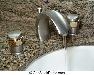 Bathroom Faucet - Photo of Bathroom Faucet