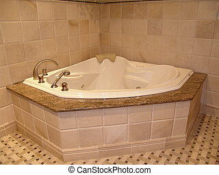 Bath Tub - Photo of Bath Tub