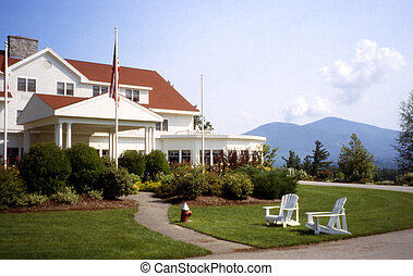 Mountain Hotel - Resort Hotel in Mountain region (USA)