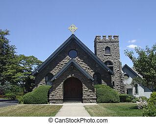鄉村, 教堂