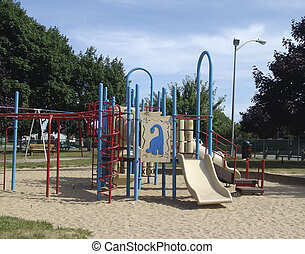 Park Slide - Photo of Park SLide