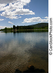 Fishing Spot 7319 - Clear mountain lake is a favorite...