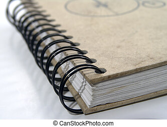 Notebook Binder - Photo of Notebook Binder Rings