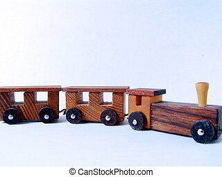 Toy train - little toy train