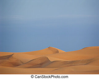 Arabian Sand Dunes - What a place