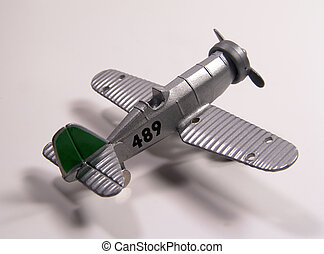 Toy Plane 2 - Plane, Airplane, Transportation, Flight, Fly,...