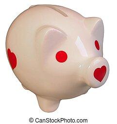 piggy, banca