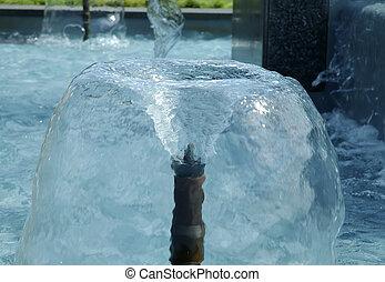 Water Spout - Photo of a Water Spout