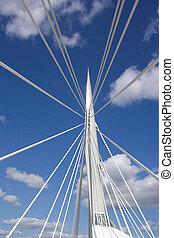 Structure 2 - An architectural design part of a bridge...