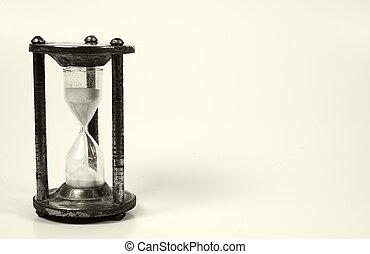 2, reloj de arena