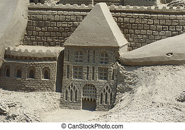 Sandcastle - Photo of Sandcastle
