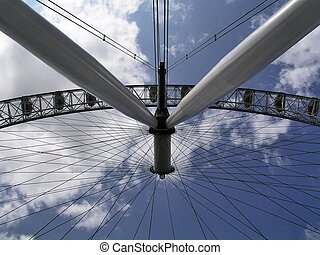 Millennium wheel, London Eye