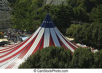 Big Tent - Photo of a Big Tent
