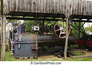 Antique Generator - Photo Antique Generator