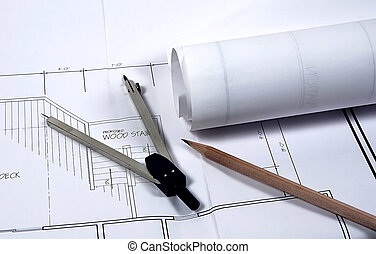 Drafting - Photo of Drafting Related Items