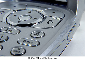 Cellular Phone - Photo of a Cellular Phone