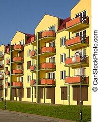 Flats - Block of flats