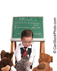 Teacher\'s Pet - You hate to see this happen... the teacher...
