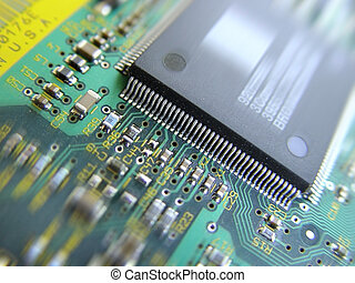 Circuit board - Electronic circuit board