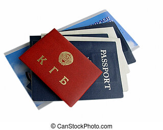 Documents - American & Russian Documents