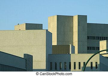Urban Architecture - A concrete jungle