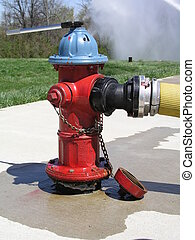Fire Hydrant - Fire hydrant