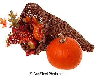 Fall Pumpkin - Fall pumpkin arrangement with a real pumpkin,...