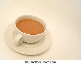 Tea time 5 - Off-white themed tea series - A plain and...