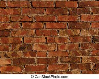 Brick Wall - Brick wall