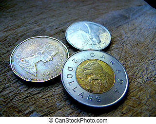 coin - canadian coin
