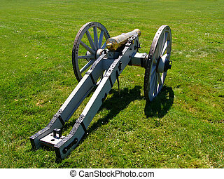 cannon - old war cannon