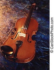 Stradivarius Copy - Zimmmerman violin made in 1880 based on...