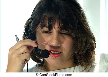 Receptionist - Photo of a Receptionist