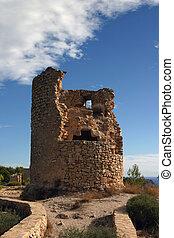 Turrets - Ruin of turrets