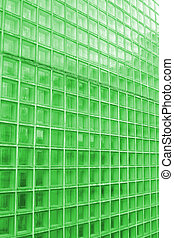 Green Clear Tile