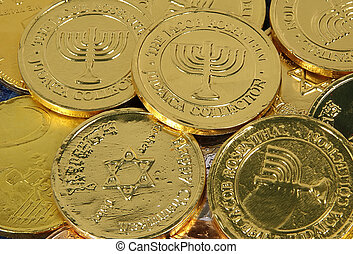 Photo of Gelt Chocolate Coins