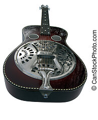 Dobro Guitar - hand made Dobro style Guitar, with focus on...