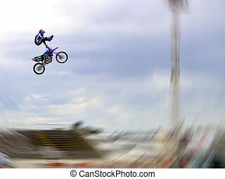 FMX - Extreme Sports - Freestyle Motorcross