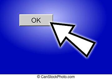 OK Button - Clicking on the \\\'OK\\\' button.