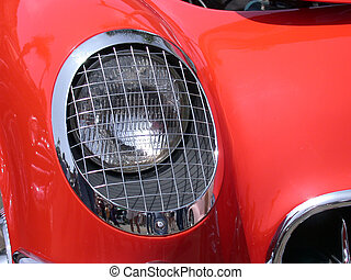 Corvette Headlight 56