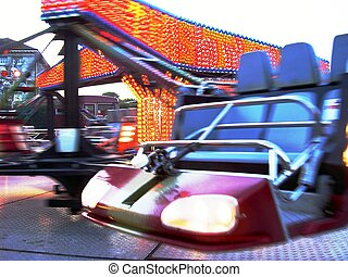 Fun Fair - Fun fair ride.