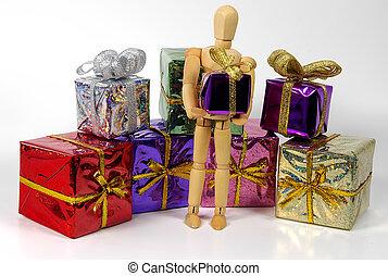 Dar, regalo