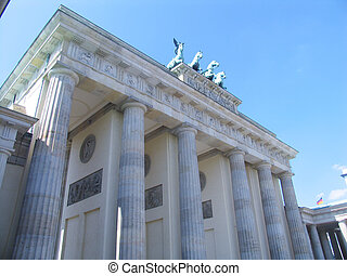 Brandenburger Tor / Berlin / Germany