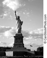 Statue of Liberty 2 - Statue of Liberty in New York